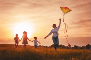 Burn off your kids energy for an easier bedtime