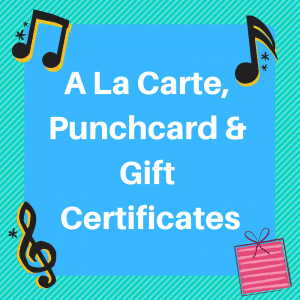 A La Carte Lessons at Confident Voice Studio