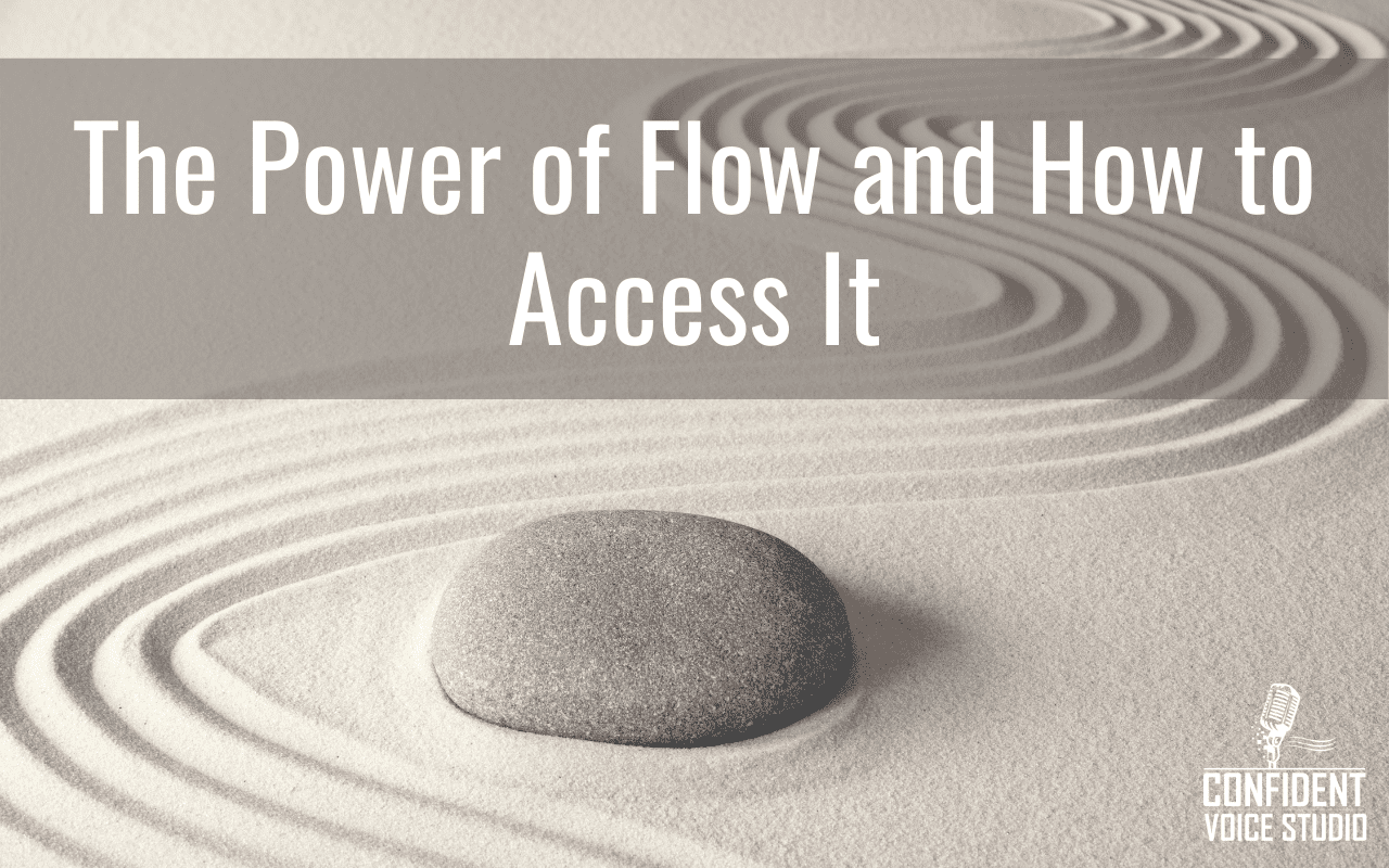 The Power of Flow and How to Access It