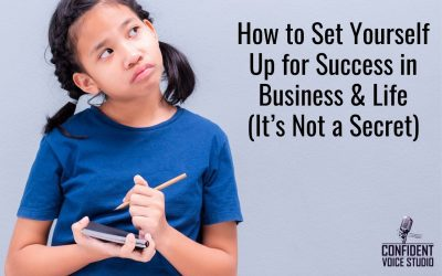 How to Set Yourself Up for Success in Business & Life (It's Not a Secret)