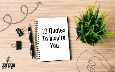 10 Quotes To Inspire You