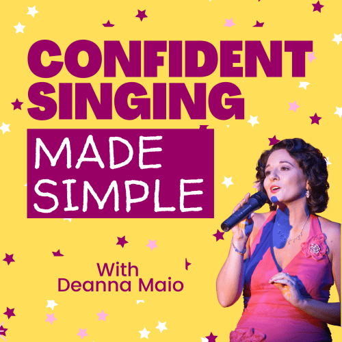 Confident Singing Made Simple Podcast