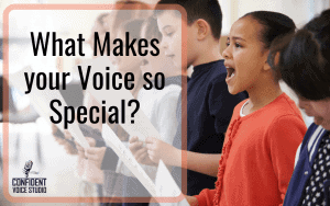 What Makes your Voice so Special?