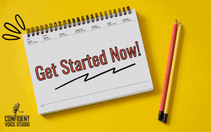 Get started now!