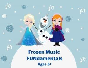 Frozen Music FUNdamentals