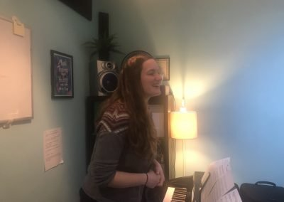 Sip and Sing Teacher Bailey Dean