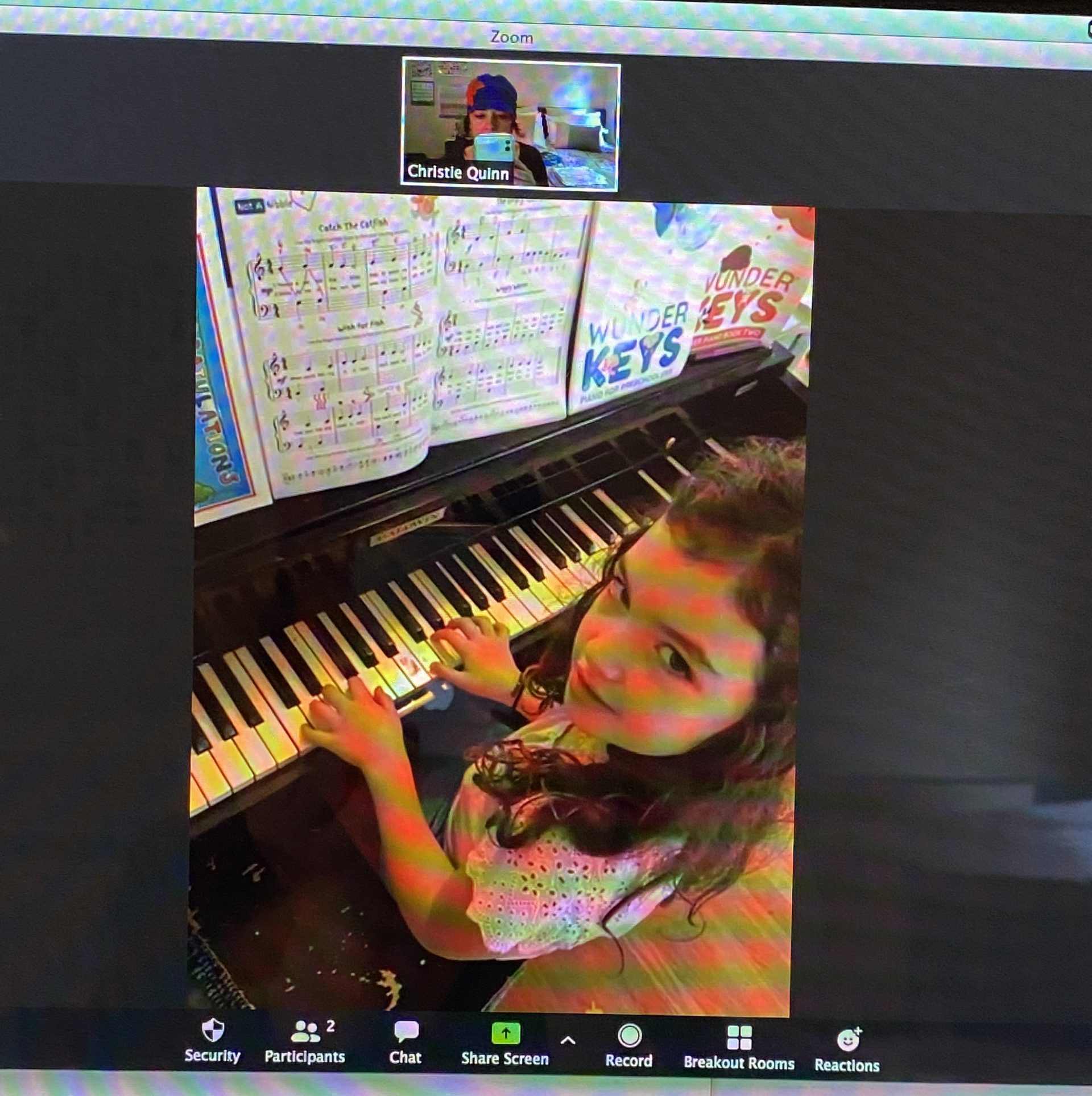 Live Steaming Lessons are Fun at Confident Voice Studio