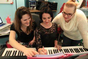 Voice Lessons at Confident Voice Studio