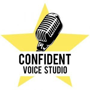Confident Voice Studio Logo
