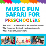 Music Fun Safari for Preschoolers