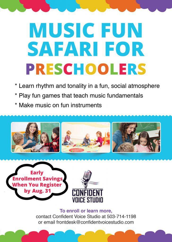 Music Fun Safari