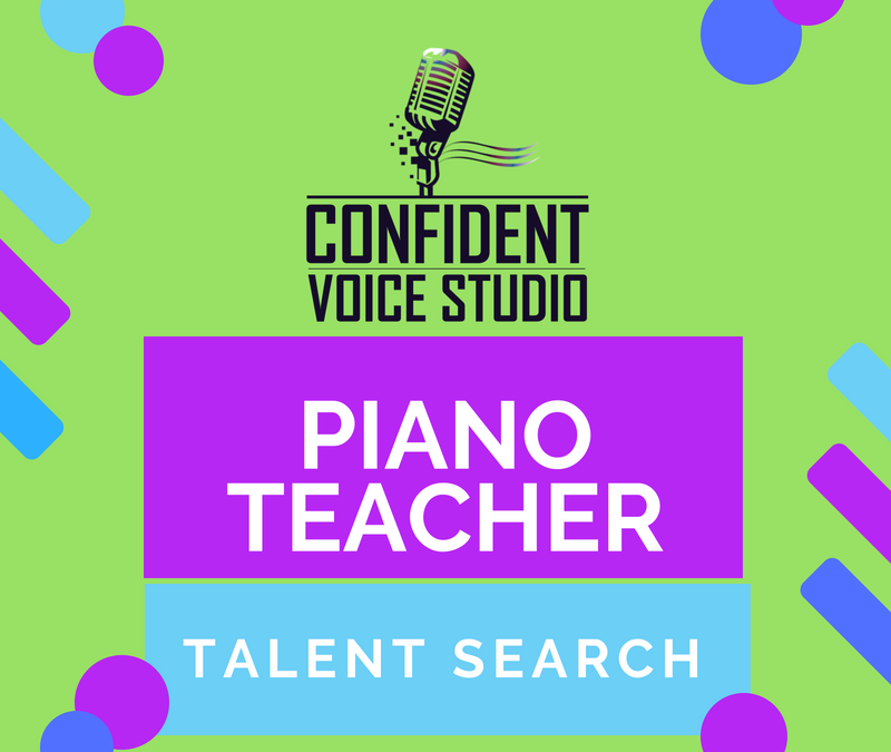 Piano Teacher Talent Search