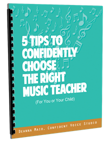 5 Tips to Confidently Choose the Right Music Teacher