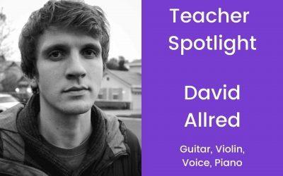 Teacher Profile: David Allred