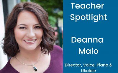 Teacher Profile: Deanna Maio