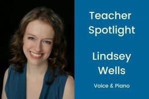Teacher Spotlight Lindsey Wells