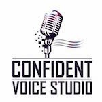 Confident Voice Studio Logo