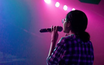 3 Tips for Overcoming Stage Fright